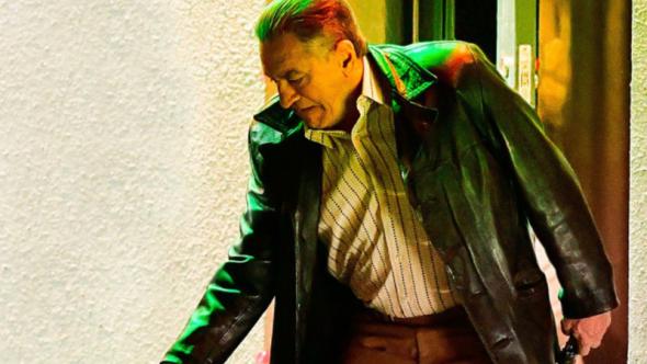 The Irishman Poster (Netflix)