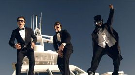 """The Lonely Island in """"I'm On A Boat"""""""