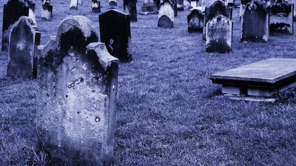 wy pavements origins graveyard