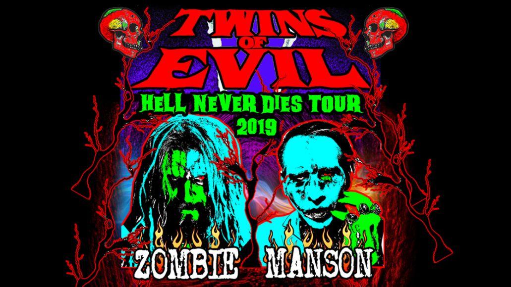 Zombie Manson 2019 Tour