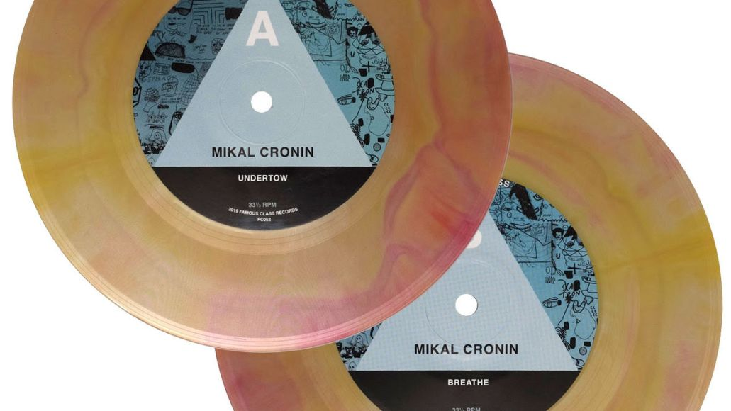 22Undertow22 bw 22Breathe22 Mikal Cronin color 7 inch vinyl 2 Mikal Cronin returns with new solo track Undertow: Stream