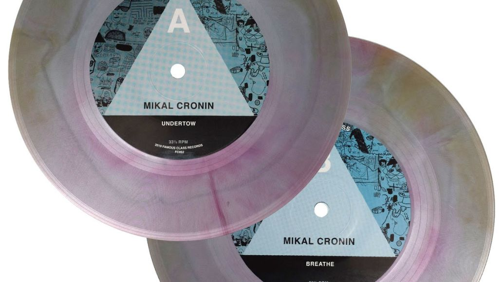 22Undertow22 bw 22Breathe22 Mikal Cronin color 7 inch vinyl Mikal Cronin returns with new solo track Undertow: Stream