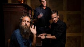 Calexico Iron & Wine Piper Ferguson Years to Burn collaborative album announce father mountain tour dates