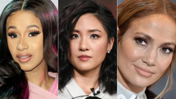 Cardi B, Constance Wu, Jennifer Lopez