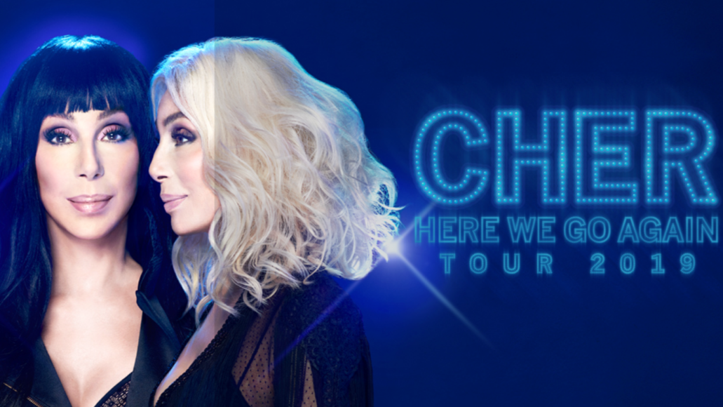 """Cher's """"Here We Go Again Tour"""""""