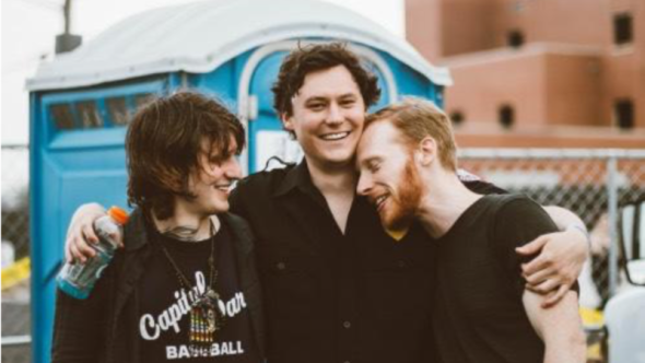 Front Bottoms Just Stay Kevin Devine Cover Devinyl Splits