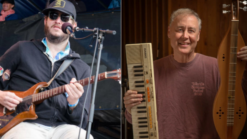 Justin Vernon and Bruce Hornsby
