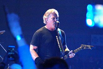 Metallica 9 Anne Erickson Live Review: Metallica Close North American Run of WorldWired Tour in Michigan (3/13)