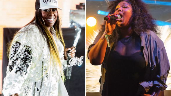 Missy Elliot Philip Cosores Lizzo Ben Kaye Tempo Cuz I Love You Collaboration Track