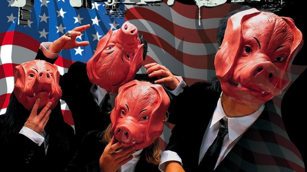 Motley Crue - Generation Swine