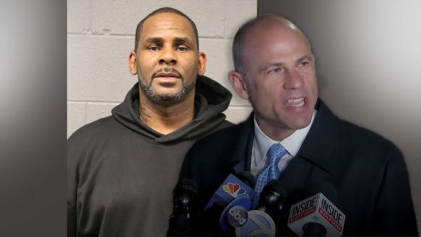 R Kelly and Michael Avenatti fraud extortion case