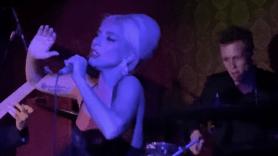 Lady Gaga, Frank Sinatra, Cover, Los Angeles, Fred Durst, The Black Rabbit