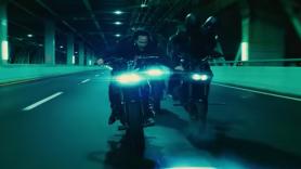 John Wick, Motorcycles, Swords, Guns, New Trailer