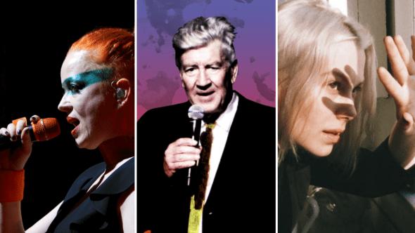 Garbage, David Lynch, Phoebe Bridgers, Heather Kaplan, Festival of Disruption 2019