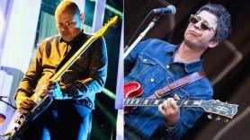 Smashing Pumpkins (Philip Cosores) and Noel Gallagher (Debi Del Grande)