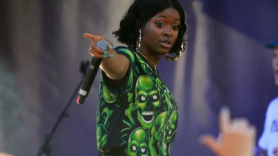 Tierra Whack Unemployed new single stream track heather kaplan