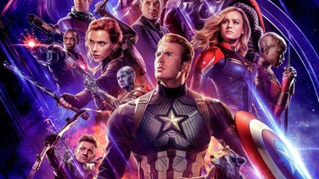 avengers endgame poster marvel mcu