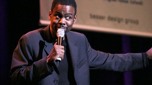 Chris Rock Jussie Smollett NAACP Image Awards Roast Comedy Empire
