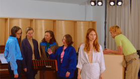 Holly Herndon PROTO album Cover Eternal song release