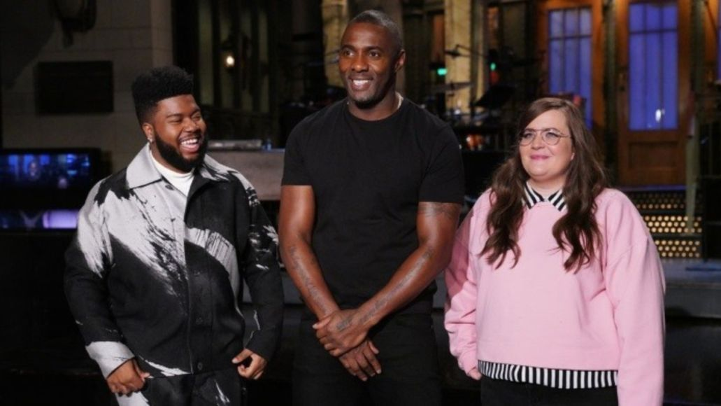 Idris Elba, Courtesy of NBC