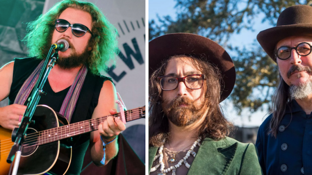 Jim James Lennon Claypool Delirium tour dates co-headlining