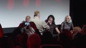 Johnny Rotten and Marky Ramone