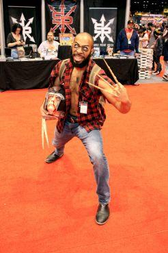 C2E2, Cosplay, Comic Books, Chicago, Convention, Con, Superheroes, X-Men, Wolverine