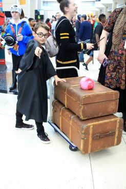 C2E2, Cosplay, Comic Books, Chicago, Convention, Con, Superheroes, Harry Potter