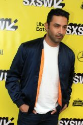 Pej Vahdat, The Day Shall Come, SXSW, Red Carpet Photo, Heather Kaplan