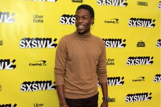 Curtiss Cook, Jr., The Day Shall Come, SXSW, Red Carpet Photo, Heather Kaplan
