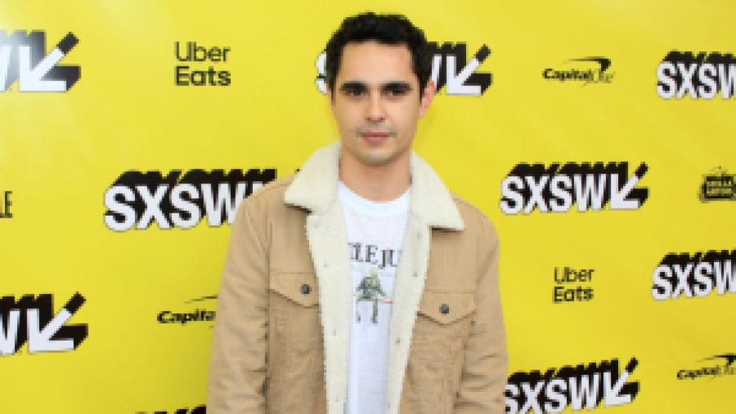 Teen Spirit, SXSW, Red Carpet Photos, Photo by Heather Kaplan, Elle Fanning, Max Minghella