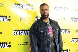 Us, Horror, Jordan Peele, Red Carpet Photo, SXSW 2019, Winston Duke