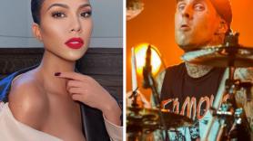 Kourtney Kardashian dating rumors Travis Barker celebrity news