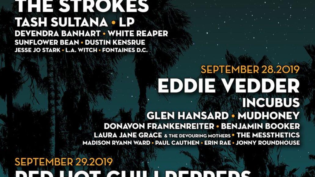 Ohana Fest 2019 lineup