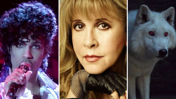 Prince, Stevie Nicks, Direwolf, Game of Thrones, Classic Rock