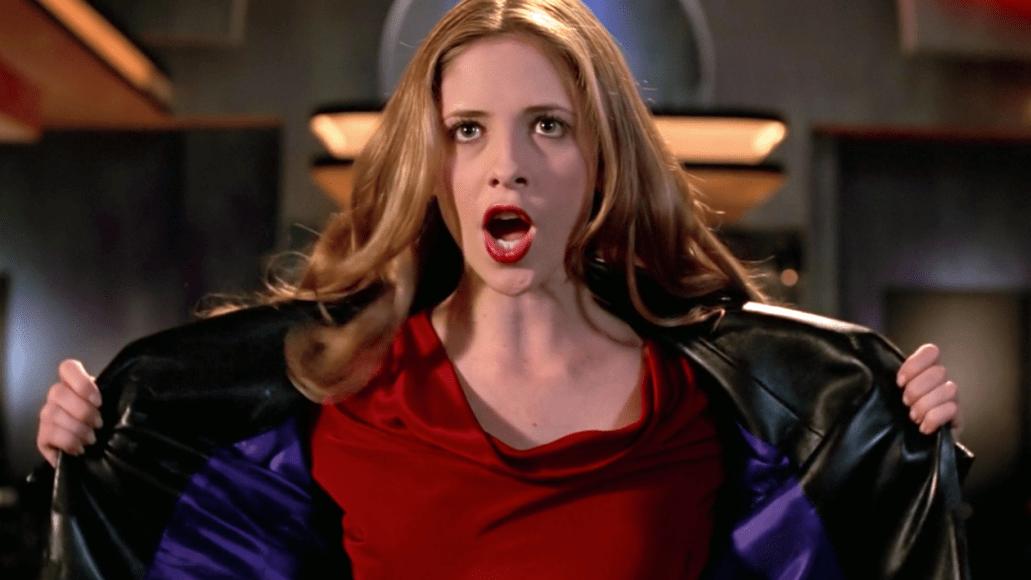 Sarah Michelle Gellar in Buffy the Vampire Slayer