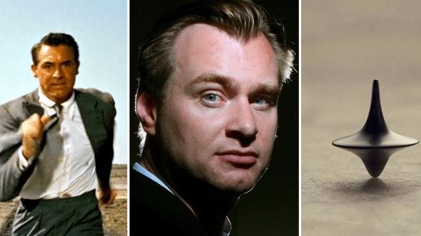 North by Northwest, Christopher Nolan, Inception, New Movie, 2020, Event Film, Warner Bros.