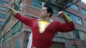 Shazam trailer 2 watch dc films Zachary Levi