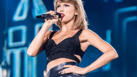 Taylor Swift politically active 2020 Election trump voting