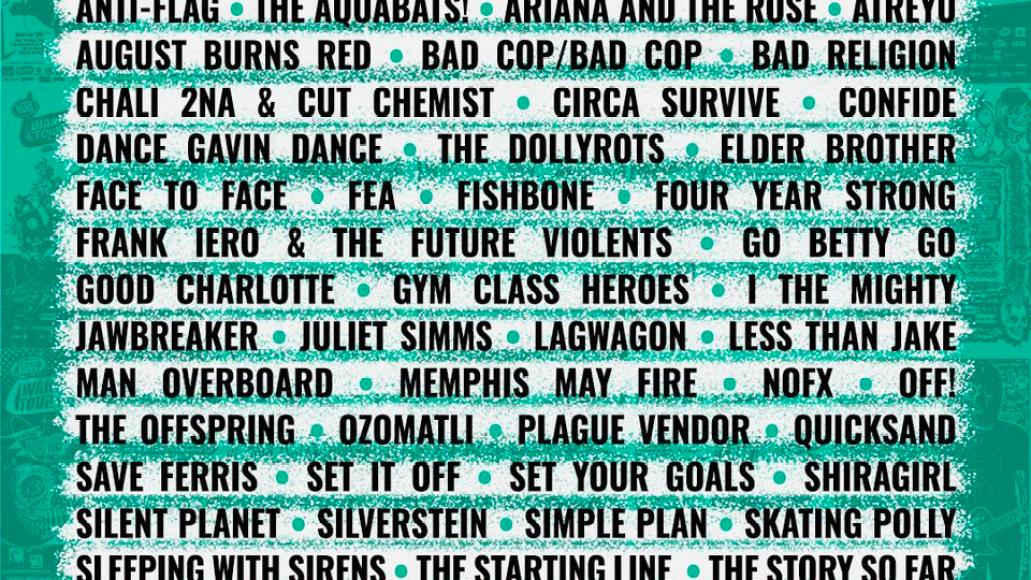 Warped Tour Cleveland 2019