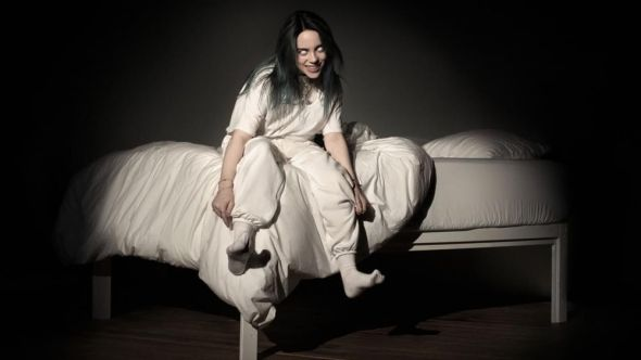 billie eilish when we all fall asleep where do we go album art