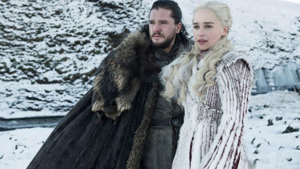 Game of Thrones, HBO, Kit Harrington, Emilia Clarke