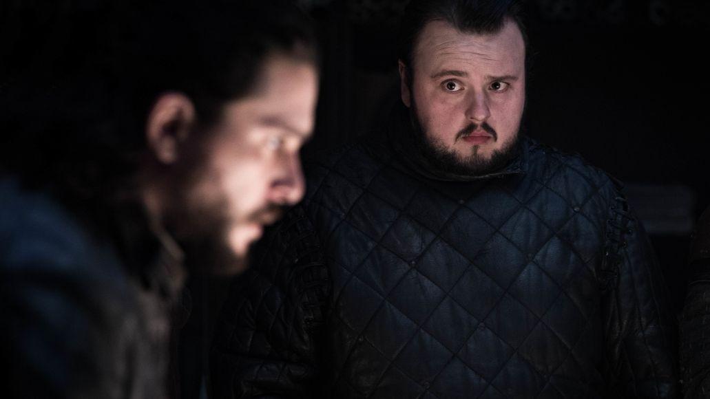 Jon Snow, Sam Tarly, Game of Thrones, HBO
