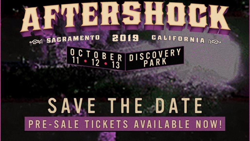 Aftershock Festival 2019