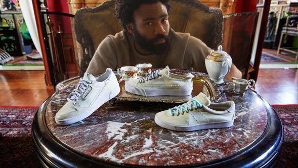 Childish Gambino Adidas Donald Glover Shoes