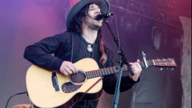 Conor Oberst North American solo tour summer, photo by Ben Kaye