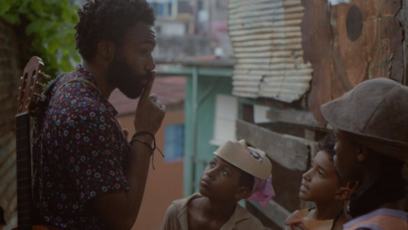 Donald Glover Childish Gambino Amazon Prime Guava Island Rihanna