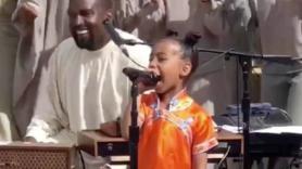 Kanye West North Sunday Service Stevie Wonder As