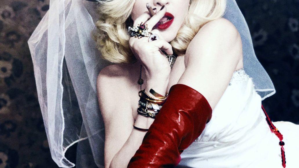 Madonna, photo by Steven Klein