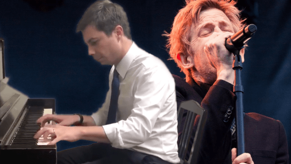 Mayor Pete Buttigieg Spoon The Way We Get By Piano